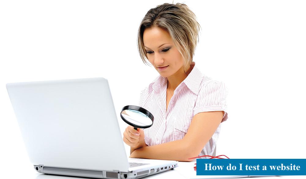 How Do I Test A Website