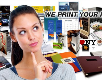 Printing services in Los Angeles